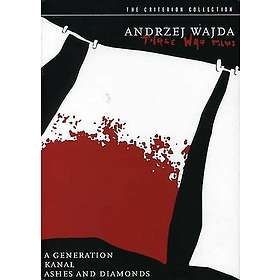 Andrzej Wajda: Three War Films - Criterion Collection (US)