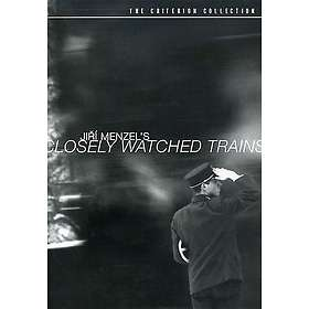 Closely Watched Trains - Criterion Collection (US)