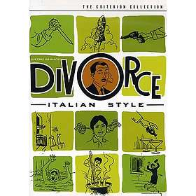 Divorce Italian Style - Criterion Collection (US)