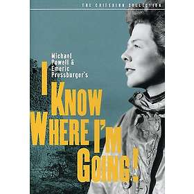 I Know Where I'm Going! - Criterion Collection (US)