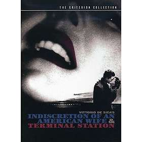 Terminal Station (De Sica's & Selznick's Cuts) - Criterion Collection (US)