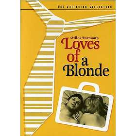 Loves of a Blonde - Criterion Collection (US)