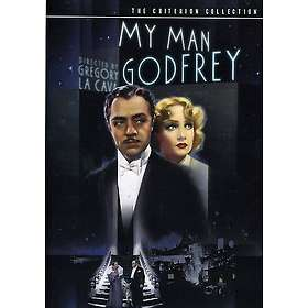 My Man Godfrey - Criterion Collection (US)