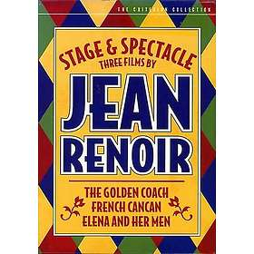 Stage & Spectacle: Three Films by Jean Renoir - Criterion Collection (US)