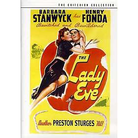 The Lady Eve - Criterion Collection (US)