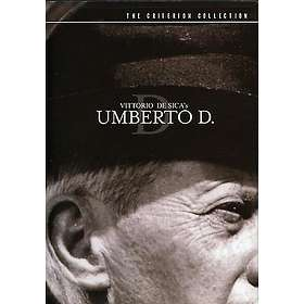 Umberto D. - Criterion Collection (US)