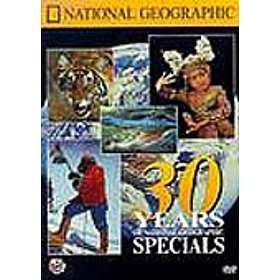 National Geographic - 30 år med National Geographic