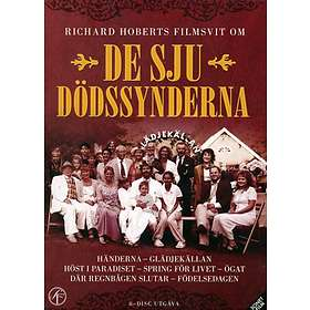 De Sju Dödssynderna - Richard Hobert Box