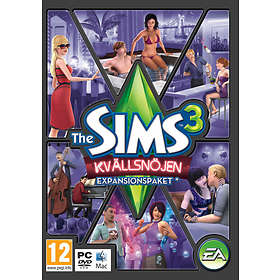 The Sims 3 Expansion: Late Night (Helaften)