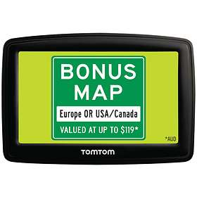 TomTom XL 250 (New Zealand)