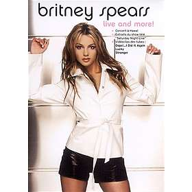 Britney Spears: Live & More (US)
