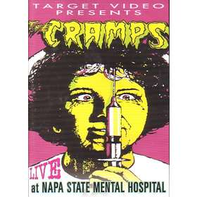 Cramps: Live at the Napa State Metal (US)