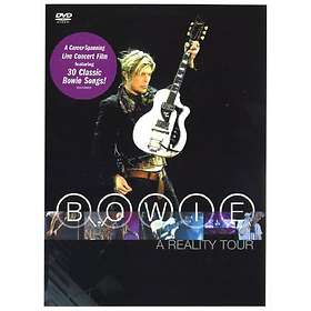 David Bowie: Reality Tour - Live