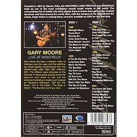 Gary Moore: Live at Montreux 1990 (UK)