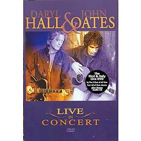 Hall & Oates: Live In Concert