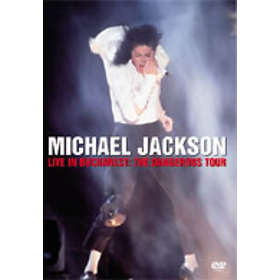 Michael Jackson: Live In Bucharest