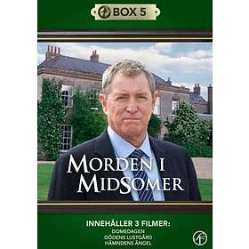 Morden I Midsomer - Box 5