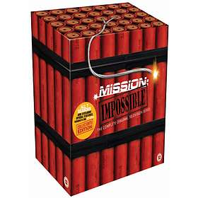 Mission: Impossible - Season 1-7 (47-Disc)