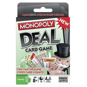 Monopoly: Deal - Card Game