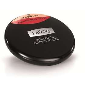 IsaDora Ultra Cover Compact Powder SPF20 10g