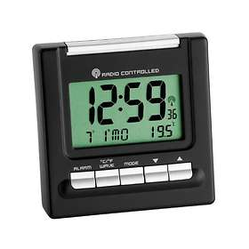 TFA Radio Controlled Alarm with Thermometer 98.1087