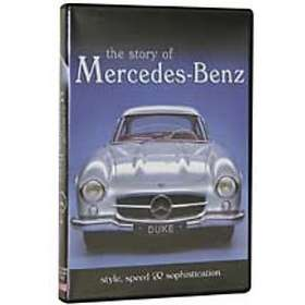 The Story of Mercedes-Benz
