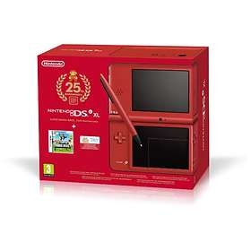 Nintendo DSi XL (ml. New Super Mario Bros) - 25th Annviersary Edition
