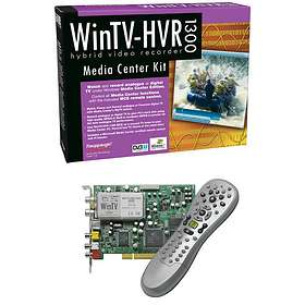 Hauppauge WinTV HVR-1300T MCE Kit (MS Remote)