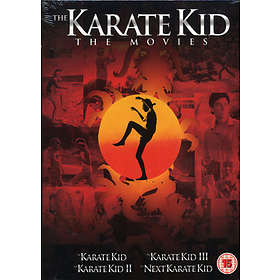 Karate Kid - I-IV Box (UK)