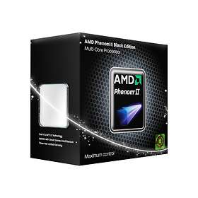 AMD Phenom II X6 1100T Black Edition 3,3GHz Socket AM3 Box