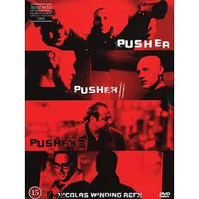 Pusher - Trilogy box