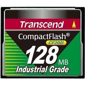 Transcend Industrial Compact Flash 200x 128MB