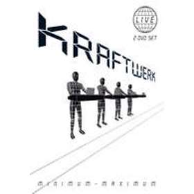 Kraftwerk - Minimum Maximum (UK)