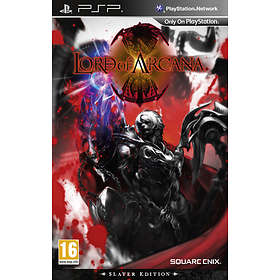 Lord of Arcana - Limited Slayer Edition (PSP)