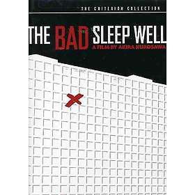 The Bad Sleep Well - Criterion Collection (US)