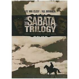 The Sabata Trilogy Collection (US)