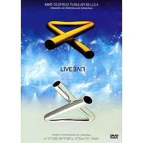 Mike Oldfield Tubular Bells II & III Live