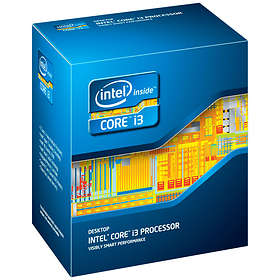 Intel Core i3 2100 3,1GHz Socket 1155 Box