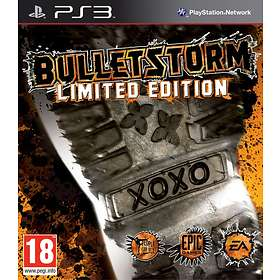 Bulletstorm - Limited Edition (PS3)