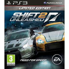 Need for Speed Shift 2 - Limited Edition (PS3)