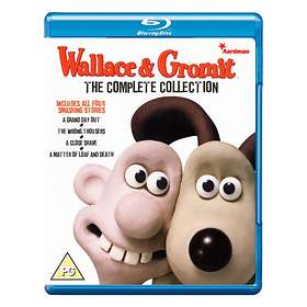 Wallace and Gromit: The Complete Collection (UK)