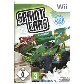 Sprint Cars (+ Wheel) (Wii)