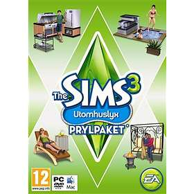 The Sims 3: Outdoor Living Stuff  (Expansion) (PC)