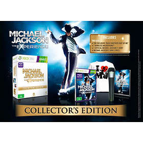 Michael Jackson: The Experience - Collector's Edition (Xbox 360)