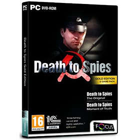 Death to Spies - Gold Edition (PC)
