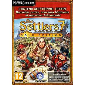 The Settlers 7: Paths to a Kingdom - Gold Edition (PC)