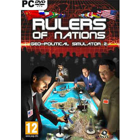 Rulers of Nations: Geo-political Simulator 2 (PC)