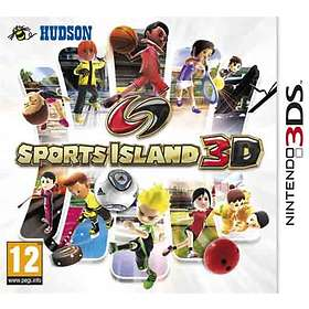 Sports Island 3D (3DS)