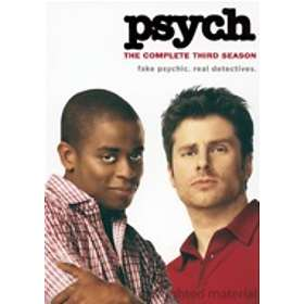 Psych - The Complete Season 3 (US)