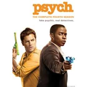 Psych - The Complete Season 4 (US)